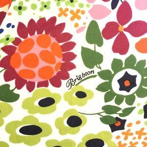 Brighton floral umbrella